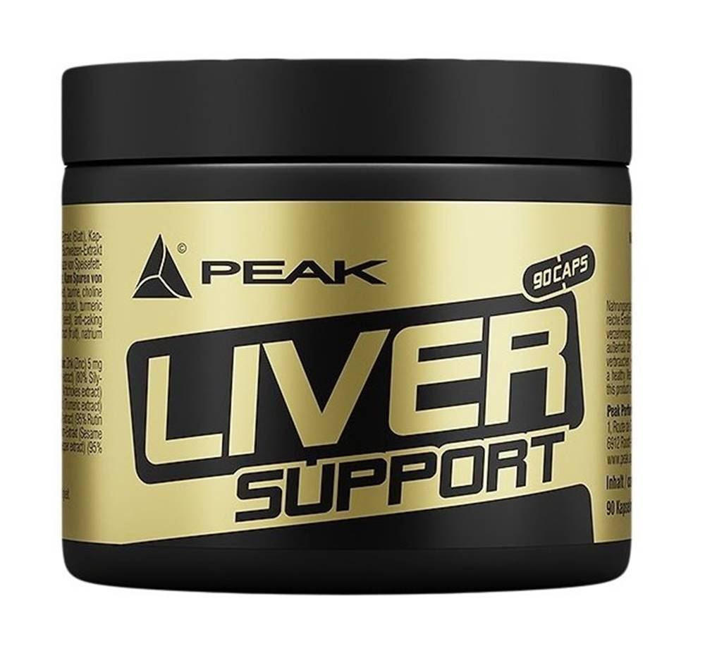 Peak Performance Liver Support - Peak Performance 90 kaps.