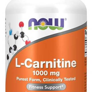 NOW Foods L-Carnitine 50 tab.