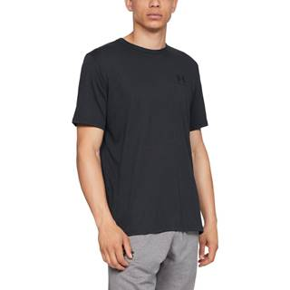 Under Armour Sportstyle Left Chest SS Black  S