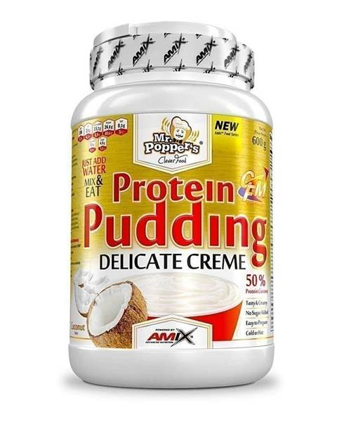 Puding Amix Nutrition