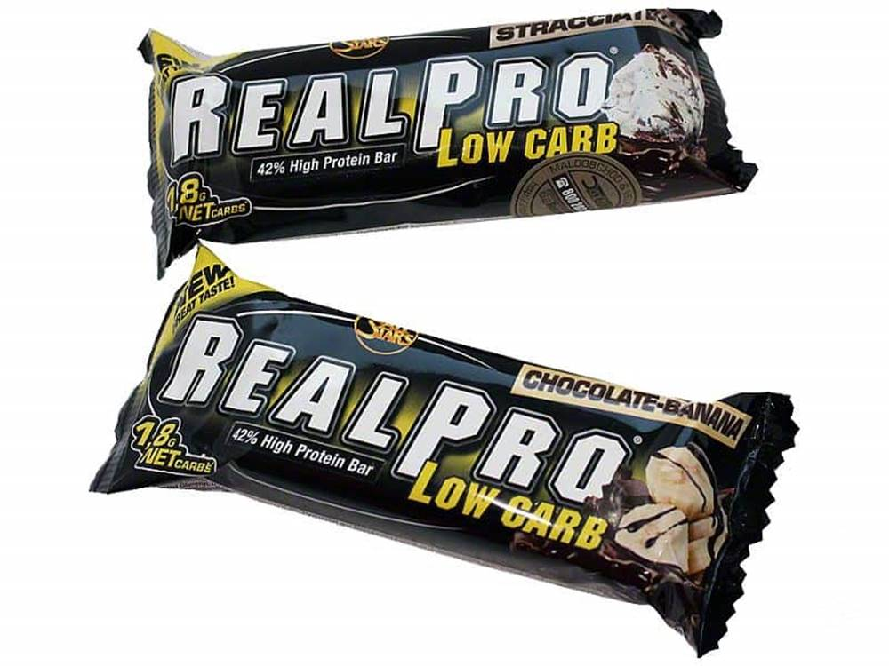 All-Stars REALPRO LOW CARB 50g arašidy