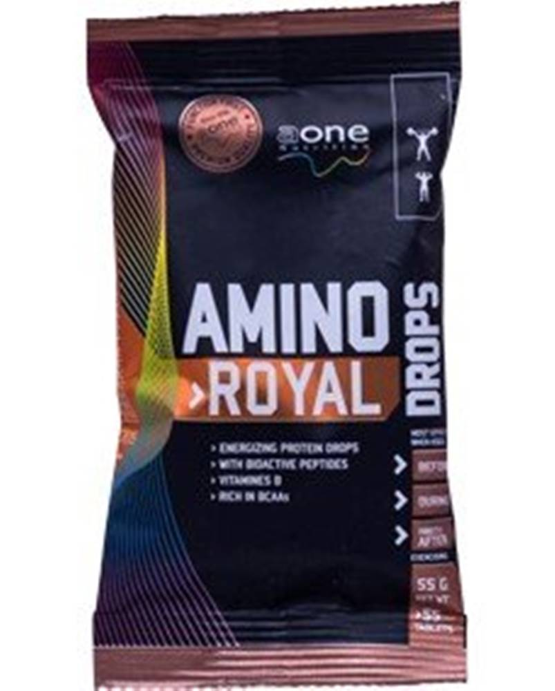 Aone Amino Royal Tabs - Aone 55 tbl. Chocolate