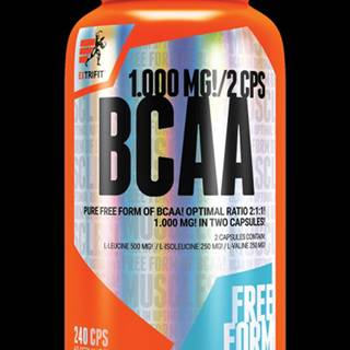 EXTRIFIT BCAA 2:1:1 Pure 240 tabliet