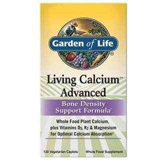Living Calcium Advanced Bone Density Support Formula - 120tabl.
