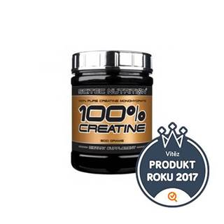 Scitec Nutrition 100 Creatine 500 g 300g