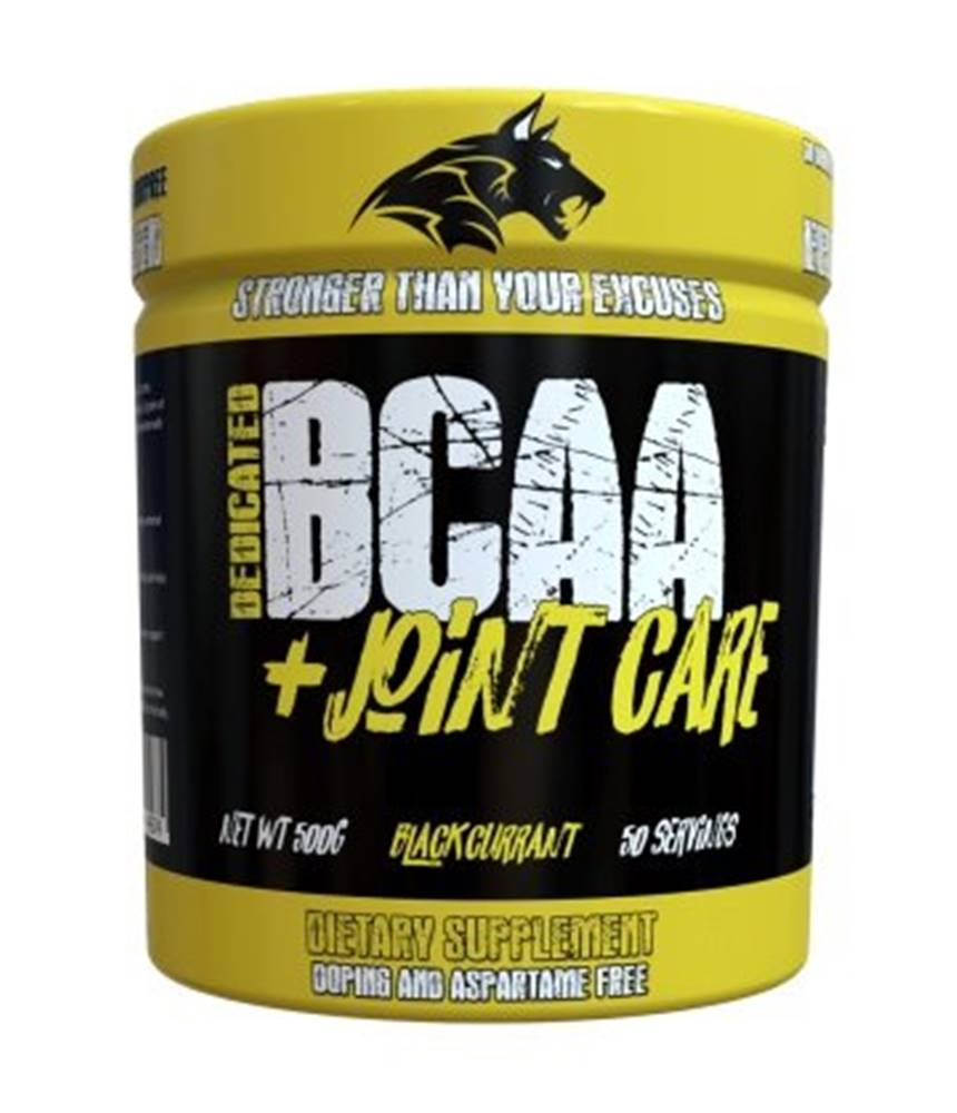 Amarok Nutrition Dedicated Joint Care + BCAA - Amarok Nutrition 500 g Blackcurrant