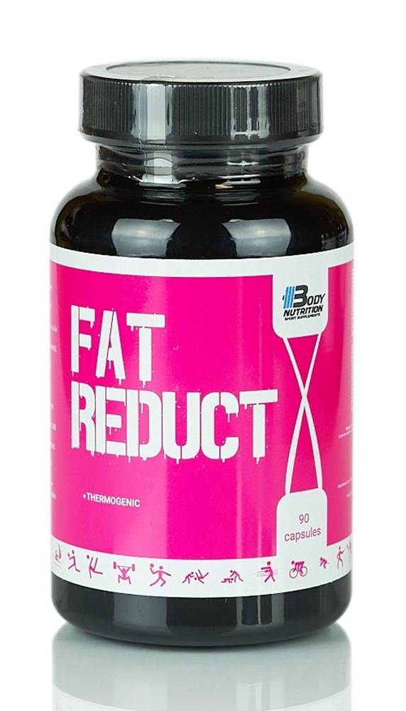 Body Nutrition Fat Reduct - Body Nutrition 90 kaps.