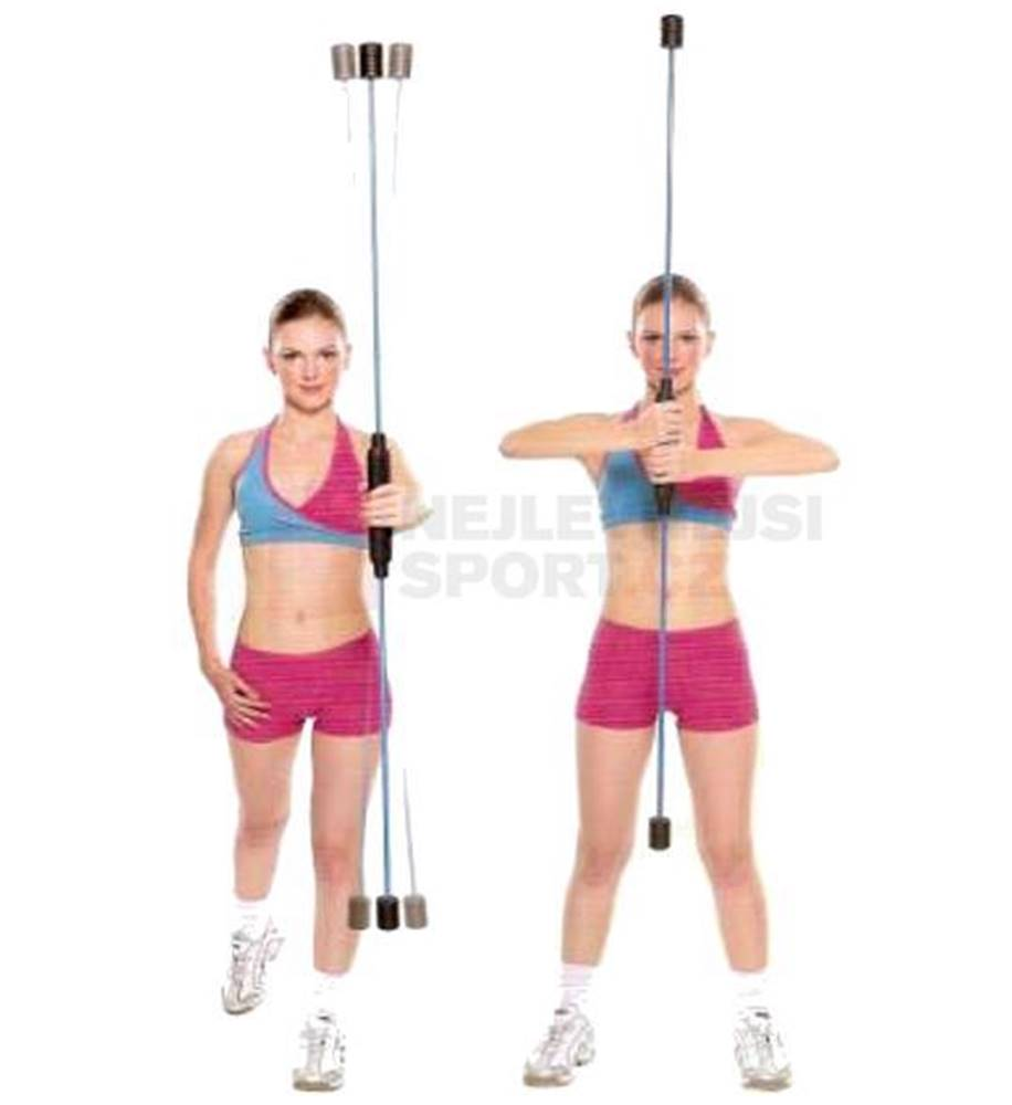 Spartan Master Swing Flexal Bar