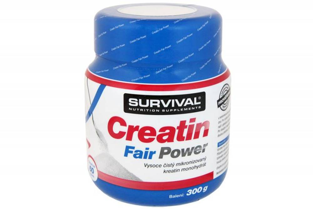 Survival Survival Creatin Fair Power 300 g 300g