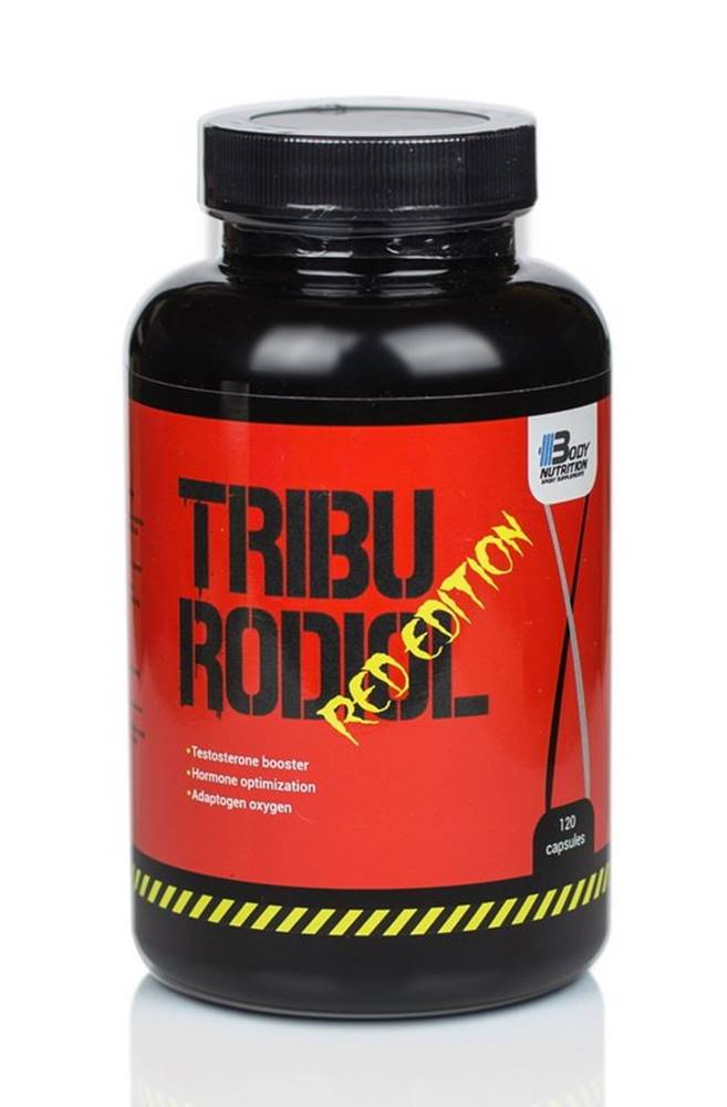 Body Nutrition Triburodiol - Body Nutrition  120 kaps.