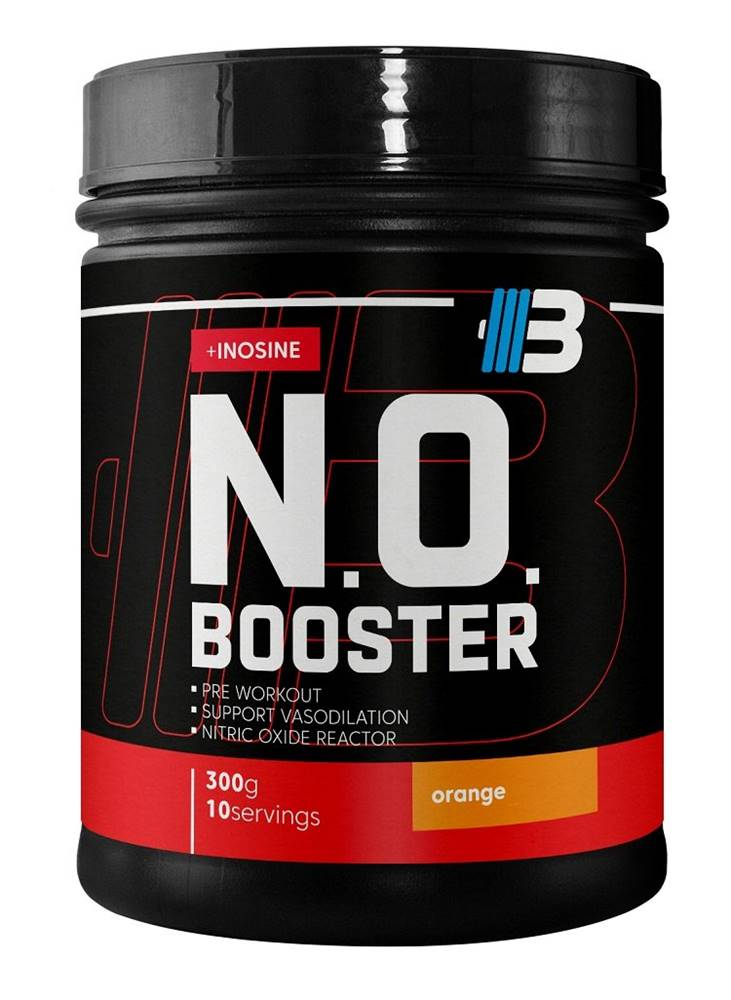 Body Nutrition N.O. Booster - Body Nutrition 300 g Lime
