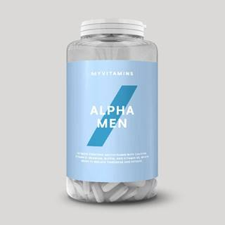 MyProtein Alpha Men Hmotnost: 120 tablet