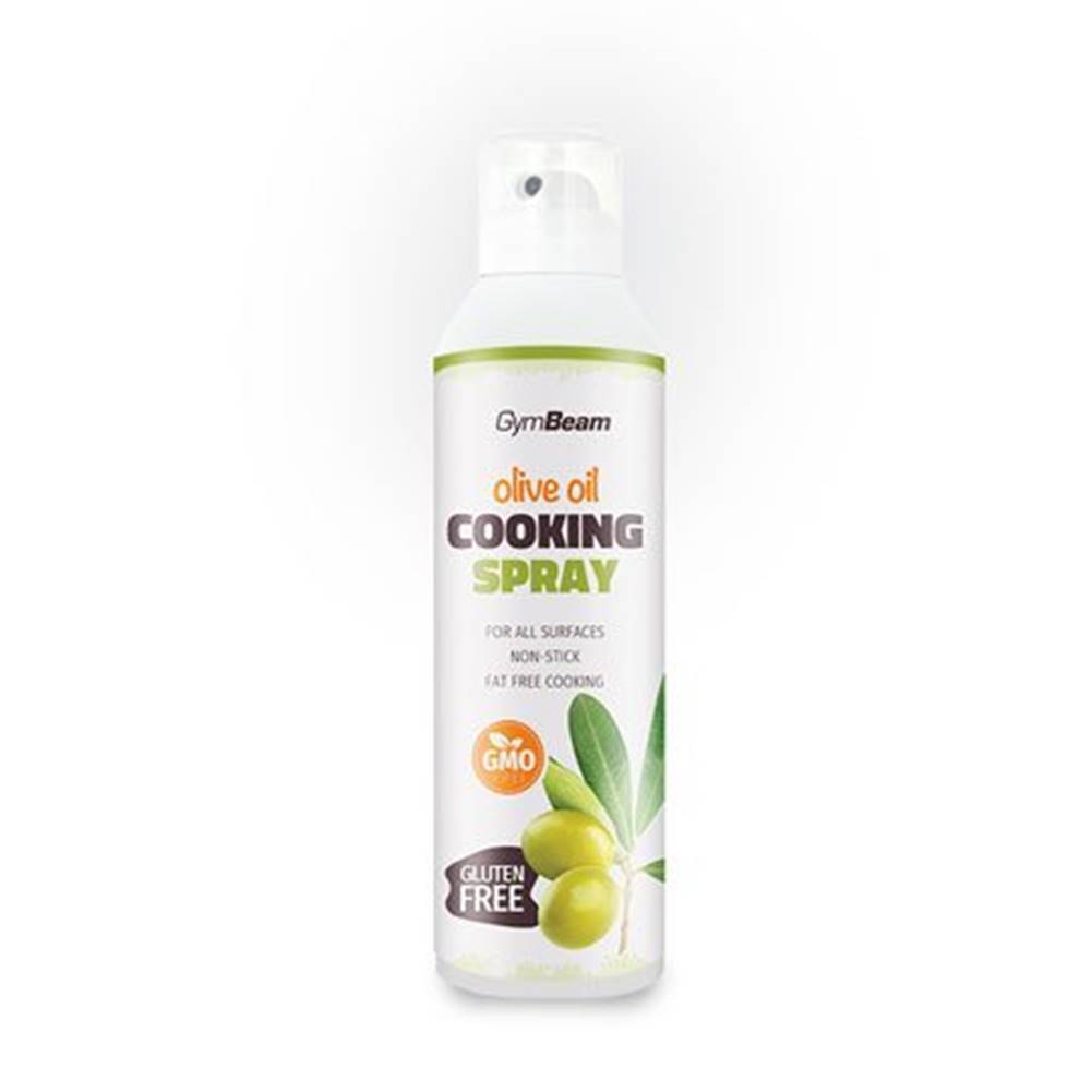 GymBeam GymBeam Olive Oil Cooking Spray 201 g olivový olej