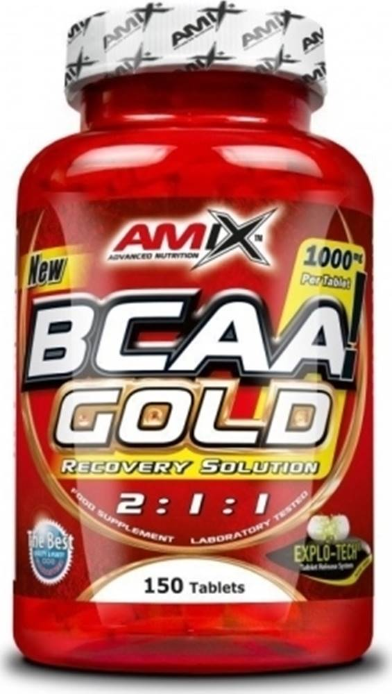 Amix Nutrition Amix BCAA Gold 150 tabliet