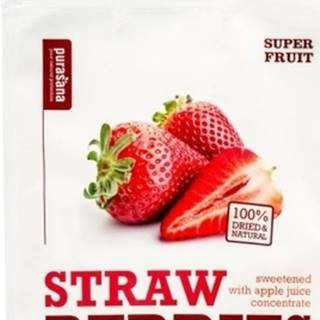 Purasana Strawberries 150 g