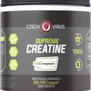 Czech Virus Creatine Creapure 500 g