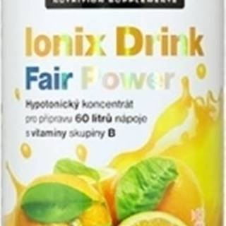 Survival Ionix Drink 1000 ml variant: citrón