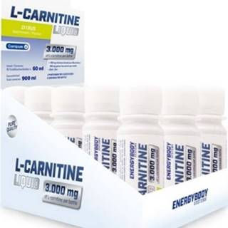 EnergyBody L-Carnitine Liquid 3000 mg 15×60 ml variant: citrus