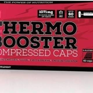 Nutrend Thermobooster Compressed Caps 60 kapsúl