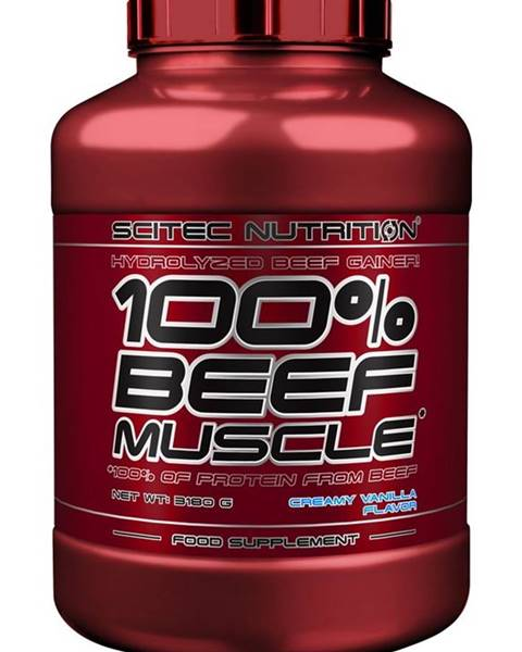 Sacharidy a gainery Scitec Nutrition