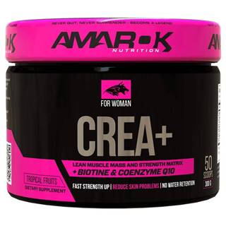 For Woman Crea Plus - Amarok Nutrition 300 g Tropical Fruits