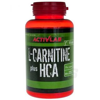 Activlab L-CARNITINE HCA PLUS 50 tabliet