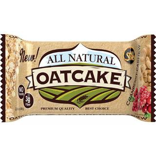 All Stars All Natural Oatcake 80 g čokoláda